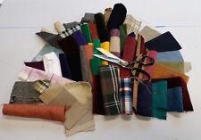 LOISIRS CRÉATIFS PACK : Petits Morceaux de tissu Principalement Velours De Coton