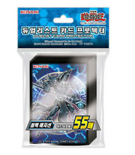 "Yugioh Cards Sleeves [55PCS] ""Black Magicians"" / KONAMI / Sealed"