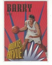 1995-96 SKYBOX PREMIUM BASKETBALL ROOKIE PREVIEW BRENT BARRY #RP14 - LA CLIPPERS