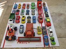 Mixed Lot of 30 Hot Wheels Matchbox Cars Trucks Planes Thomas Train1970's-2000's