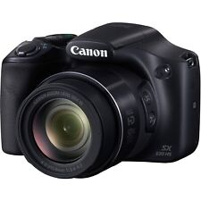 Canon PowerShot SX530 HS (9779B001) 16.0MP Digital Camera – Black