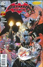 Batman and Robin #20 DC Comics 2011 Ethan Van Sciver Variant Cover Comic 1:10