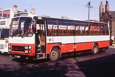 SCRBOROUGH & DISTRICT NDC239W 6x4 Quality Bus Photo