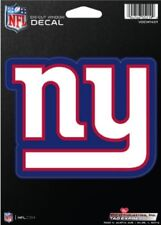 New York Giants Die Cut Decal-Car Window, Laptop, Tumbler. See Description