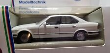 ●NEW HTF Schabak 1:43 Diecast Model Car Replica Display #1158 BMW M5 White 4dr