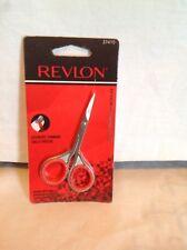 Revlon Cuticle Scissors, Curved Blade 1 ea
