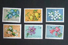 Used Birds Polish Stamps