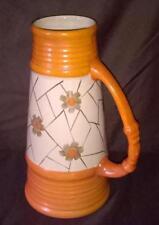 Orange Vases 1920-1939 (Art Deco) Date Range Pottery