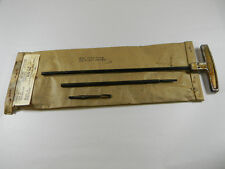 US GI WWII M1 CARBINE M8 CLEANING ROD SET WITH TIP IN ORIGINAL PACKAGE