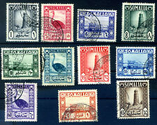 Somalia Afis 1950 - Subjects African Series Pre-owned