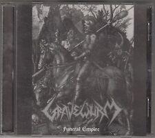 GRAVEWURM - funeral empire CD