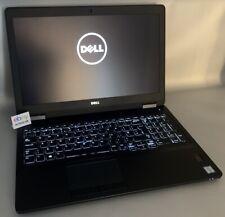 """Dell 15.6"""" Latitude E5570 i5-6300U 2.50GHz 16GB 500GB SSD Win10 Pro HD Laptop PC"""
