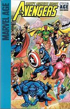 AVENGERS EARTH'S MIGHTIEST HEROES TRADE PAPERBACK ($13.99, NM) MARVEL AGE