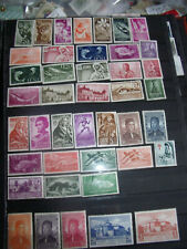 SPAIN AND COLONY STAMPS LOT 1 X 56 MH STAMPS EXAMPLES OF HINGES SHOWN IN PHOTOS