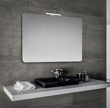 Specchio bagno 90x60 cm con lampada led