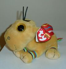 Ty Beanie Boos ~ JAMAL the Camel (6 Inch) 2019 NEW with Tag Protector ~ IN HAND