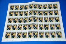 Moulin Rouge, Toulouse-Lautrec SC 739 MNH Complete Sheet of 50, Grenada