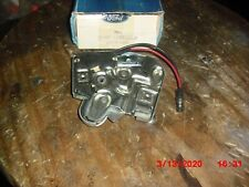 NOS 1969-74 FORD/MERCURY/LINCOLN Electric Trunck Door Latch D1MY-6543200-A