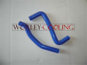 BLUE Silicone Radiator Hose Kit for Toyota Celica GT-4 ST205 3S-GTE