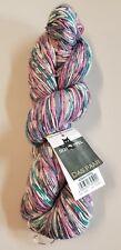 Schoppel Pair Sock Yarn #2294 Fog 100g Pink Green Grey Cream