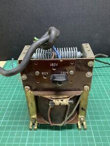 Vintage Valve Transformer Power Supply