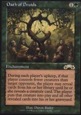 1x Oath of Druids NM-Mint, English Exodus MTG Magic