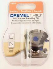 NEW DREMEL TRIO TR615 ROUNDING, ROUNDOVER ROUTER BIT