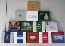 Lot of 13 White House Historical Association Christmas Ornaments 1998-2010