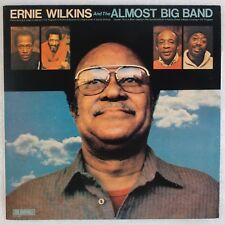 ERNIE WILKINS: Almost Big Band STORYVILLE Sahib Shihab, Kenny Drew Jazz LP