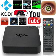 Android 4.4 MXQ TV Box Quad Core 8G S805 4K Smart TV Box