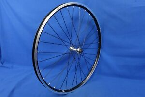 "New 26"" FRONT Aluminum Double Wall Bike Wheel, QR, Rim Brake/V-Brake"