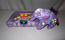Nintendo 64 Console Customized Zelda Majora´s Mask N64 play with style!!