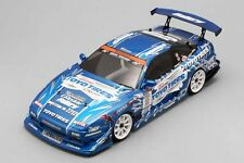 Yokomo 1/10 RC Car DECAL STICKER SHEET  Team Toyo Drift NISSAN 180SX Body Shell