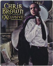 Chris Brown eXclusive RARE promo sticker 2007