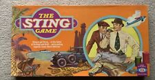 1976 The Sting Board Game By Ideal Toy Co. © Universal City Studios Inc.