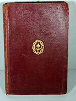 1928 Antique Danish Book ADAM HOMO Paludan-Muller Satirical Epic
