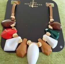 Zara Choker Costume Necklaces & Pendants