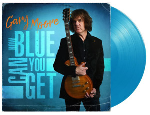 Gary Moore : How Blue Can You Get - Limited Edition Blue Vinyl.