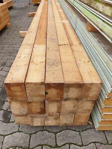 Leimholz Leimbinder Fichte / Kiefer Holzträger Balken Kantholz gehobelt wählbar