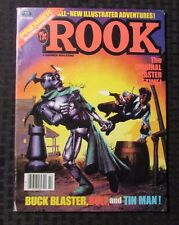 1979 THE ROOK #1 Warren Magazine FN Richard Corben ALCALA Nebres NINO