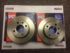 Skoda Felicia Front brake discs 1994-2000... pair... QH