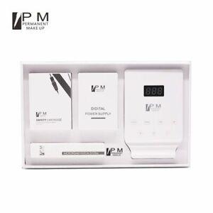 PM Brand PMU Digital Machine for Permanent Makeup &Tattoo for lips,eyebrows