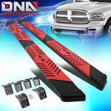 For 2009 2020 Dodge Ram Truck Extended Cab 55od Flat Board Side Step Nerf Bars Fits Dodge Ram 1500
