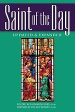 Saint of the Day by O.F.M., Leonard Foley (2013, Paperback, Enlarged)