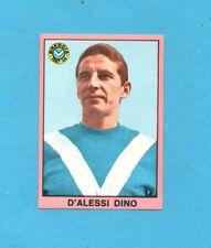 MIRA CALCIATORI 1967-68-Figurina D'ALESSI - BRESCIA -Rec PERFETTA