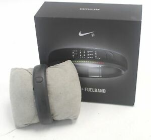 NIKE + FUELBAND Black/Steel Activity Tracker Fitness Watch Spares/Repairs - L38
