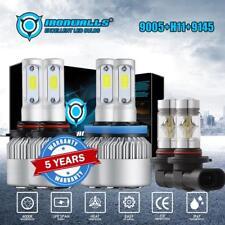 9005+H11 Hi/Low Beam LED Headlight +9145 Fog Light Bulb for Ford F-150 2009-2018