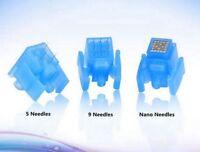 5/9/nano Pin Needles Tip Pressure Cartridge For Meso Mesotherapy Gun Injector