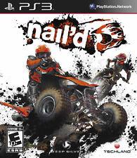 Nail 'd ps3 NEU Playstation 3
