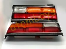 x2 For TOYOTA CORONA RT132 ST132 TT132 SEDAN REAR TAIL LIGHT LAMP 81 82